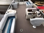 26 ft. Sun Tracker by Tracker Marine Party Barge 24 Signature w/115ELPT Opti Pontoon Boat Rental New York Image 7