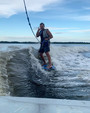 23 ft. Malibu Boats Wakesetter 23 LSV Ski And Wakeboard Boat Rental Charleston Image 3