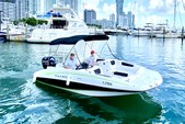 20 ft. 2017 TAHOE 1950 Deck Boat Boat Rental Miami Image 6