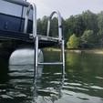 22 ft. Manitou Pontoon 21 Aurora Triple Tube VP Pontoon Boat Rental Atlanta Image 3