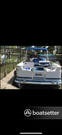 Rent a Sylvan Marine pontoon in Lakeview, OH near me