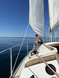 25 ft. Catalina 25 Cruiser Boat Rental Seattle-Puget Sound Image 5