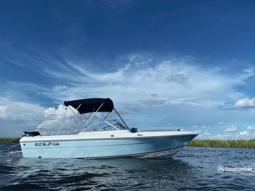 Rent a Sea Fox fish and_ski in Charleston, SC near me