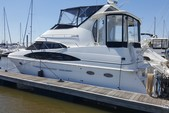 41 ft. Carver Yachts 396 Motor Yacht Cruiser Boat Rental N Texas Gulf Coast Image 5