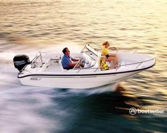 Rent a Boston Whaler fish and ski in Seattle, WA near me
