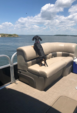24 ft. Sun Tracker by Tracker Marine Fishin' Barge 22 XP3 w/150ELPT 4-S Pontoon Boat Rental Dallas-Fort Worth Image 5