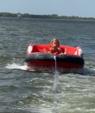 24 ft. Sun Tracker by Tracker Marine Fishin' Barge 22 XP3 w/150ELPT 4-S Pontoon Boat Rental Dallas-Fort Worth Image 6