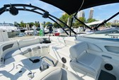 26 ft. Bayliner 245 BR Bow Rider Boat Rental Chicago Image 3