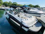 26 ft. Bayliner 245 BR Bow Rider Boat Rental Chicago Image 5