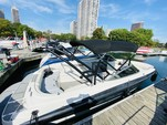 26 ft. Bayliner 245 BR Bow Rider Boat Rental Chicago Image 6