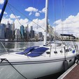34 ft. Catalina 34 Fin Cruiser Boat Rental New York Image 5