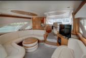 68 ft. azimut  fly bridge  Flybridge Boat Rental Miami Image 3
