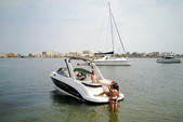 26 ft. Chaparral Boats 256 SSi Cruiser Boat Rental San Diego Image 11