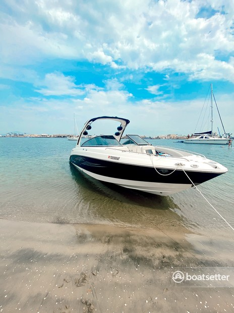 Rent a Chaparral Boats cruiser in San Diego, CA near me