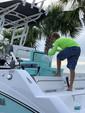21 ft. Yamaha 210 FSH Sport Center Console Boat Rental Daytona Beach  Image 15