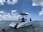 21 ft. Yamaha 210 FSH Sport Center Console Boat Rental Daytona Beach  Image 18