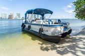 24 ft. Premier Marine 231 Cast-A-Way RE Triple Tube Deck Boat Boat Rental Miami Image 3