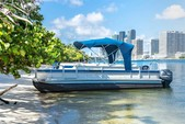 24 ft. Premier Marine 231 Cast-A-Way RE Triple Tube Deck Boat Boat Rental Miami Image 4