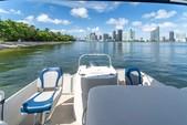 24 ft. Premier Marine 231 Cast-A-Way RE Triple Tube Deck Boat Boat Rental Miami Image 6