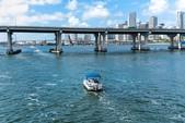 24 ft. Premier Marine 231 Cast-A-Way RE Triple Tube Deck Boat Boat Rental Miami Image 8
