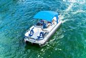 24 ft. Premier Marine 231 Cast-A-Way RE Triple Tube Deck Boat Boat Rental Miami Image 10