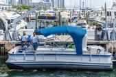 24 ft. Premier Marine 231 Cast-A-Way RE Triple Tube Deck Boat Boat Rental Miami Image 11