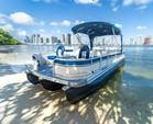 24 ft. Premier Marine 231 Cast-A-Way RE Triple Tube Deck Boat Boat Rental Miami Image 12