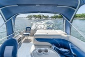 24 ft. Premier Marine 231 Cast-A-Way RE Triple Tube Deck Boat Boat Rental Miami Image 13