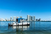 24 ft. Premier Marine 231 Cast-A-Way RE Triple Tube Deck Boat Boat Rental Miami Image 16