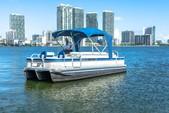 24 ft. Premier Marine 231 Cast-A-Way RE Triple Tube Deck Boat Boat Rental Miami Image 20
