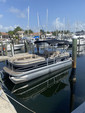26 ft. Sun Tracker by Tracker Marine Party Barge 24 XP3 w/150ELPT 4-S Pontoon Boat Rental Miami Image 7