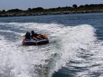 28 ft. Larson Boats 285 Cabrio Express Cruiser Boat Rental Daytona Beach  Image 3