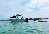 21 ft. Mako Marine 212 W/225XL 4-S Center Console Boat Rental West FL Panhandle Image 14