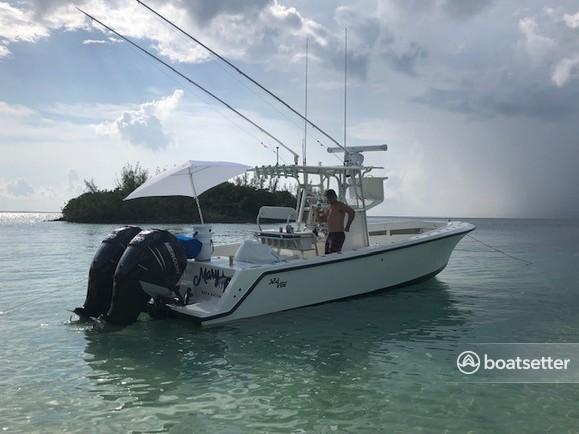 Rent a Sea Vee Boats center console in Boca Raton, FL near me
