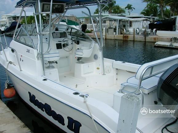Rent a Cobia Boats cruiser in Key Largo, FL near me