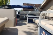 20 ft. Sun Tracker by Tracker Marine Party Barge 18 DLX w/60ELPT 4-S Pontoon Boat Rental Phoenix Image 3