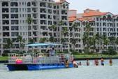 40 ft. Bulldog Pontoons 10x40 Pontoon Boat Rental Miami Image 122