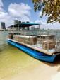 40 ft. Bulldog Pontoons 10x40 Pontoon Boat Rental Miami Image 124
