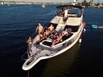 48 ft. Sea Ray Boats 450 Express Bridge Classic Boat Rental San Diego Image 29