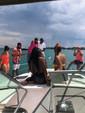45 ft. Rinker Boats 420 Express Cruiser Cruiser Boat Rental Chicago Image 24
