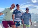 50 ft. Dyna 50' Flybridge Motor Yacht Boat Rental Miami Image 9