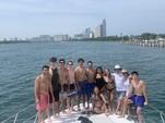 50 ft. Dyna 50' Flybridge Motor Yacht Boat Rental Miami Image 20