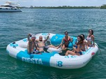 50 ft. Dyna 50' Flybridge Motor Yacht Boat Rental Miami Image 24