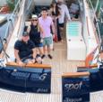 44 ft. Austin Parker 44 Cruiser Boat Rental Miami Image 5