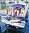 44 ft. Austin Parker 44 Cruiser Boat Rental Miami Image 10