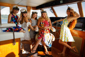 80 ft. Chris Craft Roamer Motor Yacht Boat Rental New York Image 24