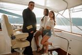 80 ft. Chris Craft Roamer Motor Yacht Boat Rental New York Image 25