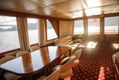 80 ft. Chris Craft Roamer Motor Yacht Boat Rental New York Image 27