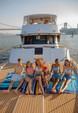 80 ft. Chris Craft Roamer Motor Yacht Boat Rental New York Image 30