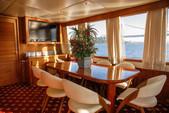 80 ft. Chris Craft Roamer Motor Yacht Boat Rental New York Image 29